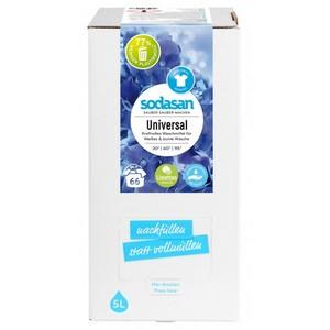 Detergent lichid universal cu limeta Bag-in-Box