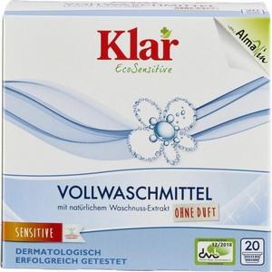 Detergent pentru rufe cu nuci de sapun fara parfum