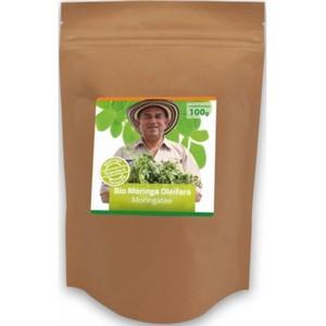 Frunze de moringa Oleifera