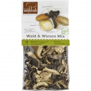 Mix de ciuperci bio salbatice deshidratate