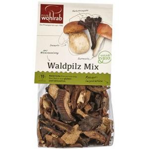 Mix de ciuperci salbatice bio deshidratate