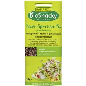 Mix de seminte bio Power pentru germinat