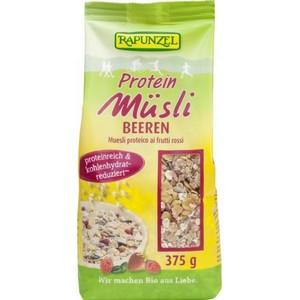 Musli proteic cu fructe de padure