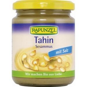 Pasta susan Tahin bio (Sesammus) cu sare