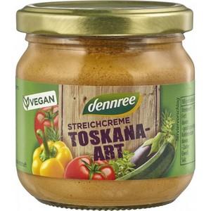 Pate vegetal ecologic Toskana