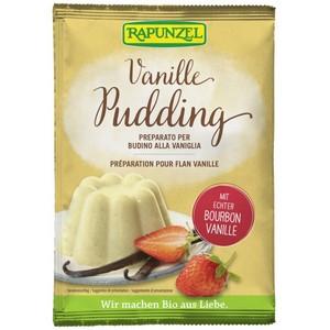 Pudră budincă de vanilie bio