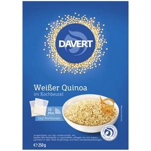 Quinoa alba in punga de gatit