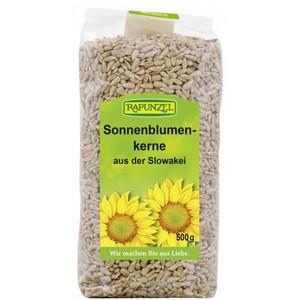 Seminţe de floarea soarelui ecologici