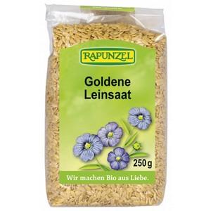 Seminte ecologice de in auriu