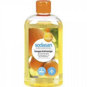 Solutie universala de curatat cu portocala