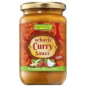 Sos curry iute vegan