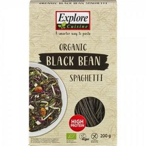 Spaghetti din soia neagra BIO FARA GLUTEN