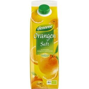 Suc de portocale ecologic 1L