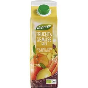 Suc galben de fructe si legume