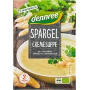 Supa crema de sparanghel bio, la plic