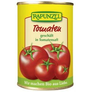 Tomate bio cojite la doză