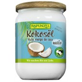 Ulei de cocos bio virgin eco